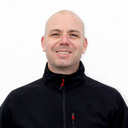 Geschäftsführer Jochen Linsenmeier
